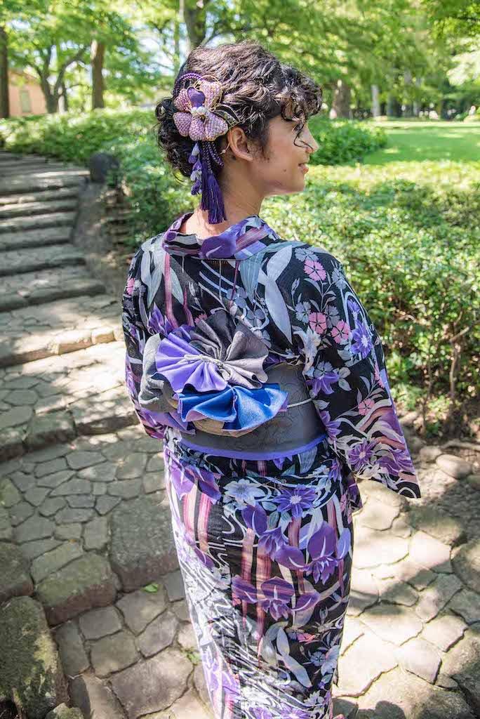 Kimono Elopement, Tokyo